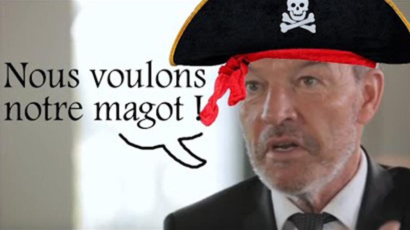 La marque noire de Bretignolles-sur-Mer