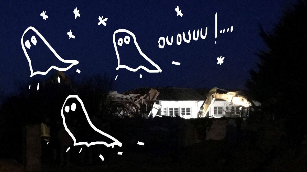 L'évacuation de zadistes fantômes