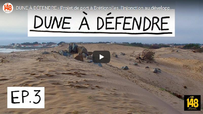 Dune à défendre – L'injonction au développement économique